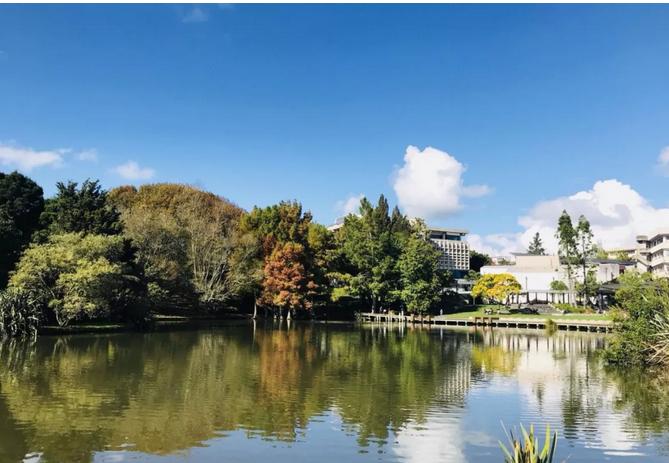 新西兰怀卡托大学设有13个院系为学生提供广泛的课程