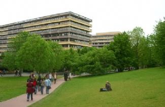 波鸿鲁尔大学风光