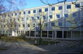 萨尔布吕肯大学风光