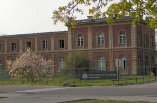 波茨坦大学风光