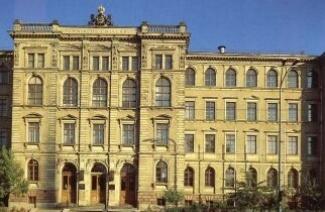 开姆尼茨工业大学风光
