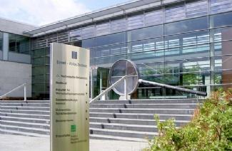 伊尔梅瑙工业大学风光