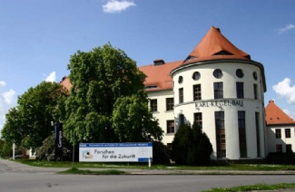 弗赖贝格工业大学风光