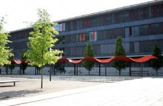 科隆工业大学风光