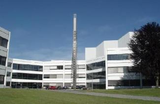 慕尼黑联邦国防军大学风光