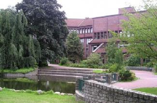 汉堡-哈尔堡工业大学风光