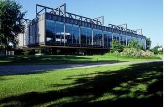 汉堡联邦国防军大学风光