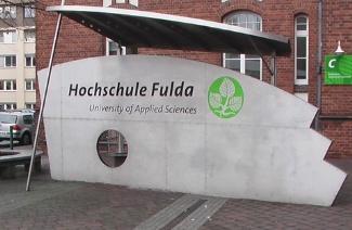 富尔达应用技术大学风光