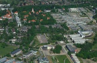 吕讷堡大学风光