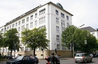 柏林经济和法律应用技术大学风光