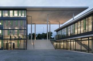 奥格斯堡应用技术大学风光
