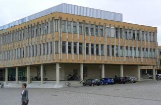 波茨坦应用技术大学风光