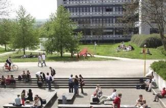 罗伊特林根应用技术大学风光