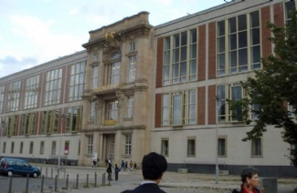 柏林赫尔梯行政学院