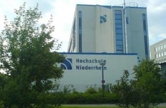 下莱茵应用技术大学风光
