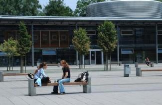 施马卡尔登应用技术大学风光
