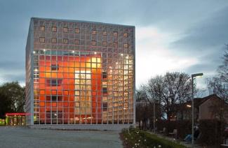 布伦瑞克造型艺术学院风光