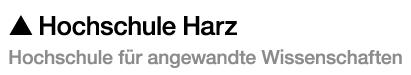哈尔茨应用技术大学