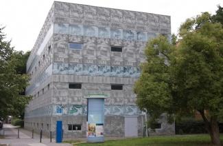 埃伯斯瓦尔德可持续发展应用技术大学风光