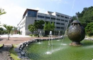 京畿大学风光