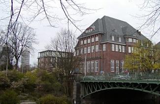 汉堡造型艺术学院风光