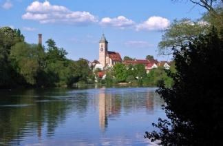 尼尔廷根盖斯林根经济与环境大学风光