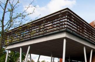 威腾堡应用科技大学风光