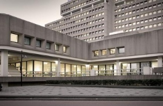 阿姆斯特丹应用科学大学风光