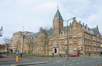 荷兰阿姆斯特丹商学院风光