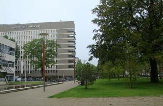 蒂尔堡大学风光