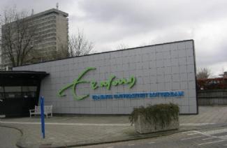 鹿特丹伊拉斯姆斯大学风光