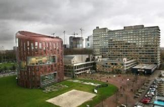 阿姆斯特丹自由大学风光