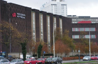 鹿特丹商学院风光