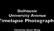 达尔豪斯大学校园延时摄影