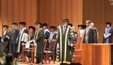 澳大利亚国立大学商学院毕业典礼!风光