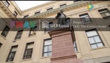 渥太华大学50周年庆典