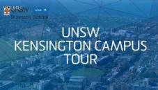 美女学姐带你游览新南威尔士大学校园