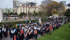 新西兰梅西大学精彩校园生活风光