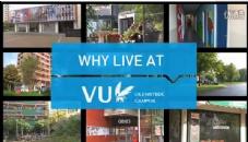 阿姆斯特丹自由大学 - 住宿