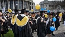 新西兰梅西大学奥克兰校区毕业典礼!风光