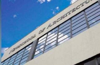 美国新建筑与设计大学风光