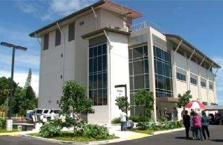 夏威夷大学希罗分校风光