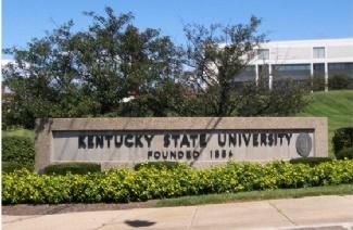 肯塔基州立大学风光