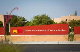 圣达菲艺术设计大学风光