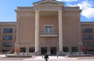 西德州农工大学