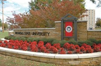 美国阿肯色州立大学