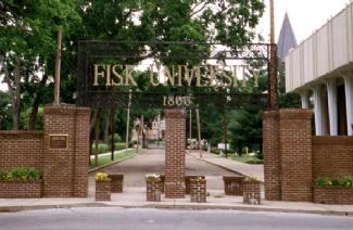 费斯克大学风光