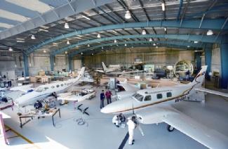 澳大利亚航空学院风光