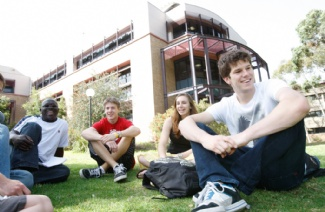澳大利亚卧龙岗学院风光