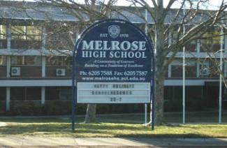 MelroseHighSchool